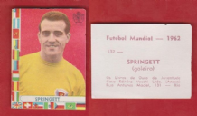 England Ron Springett Sheffield Wednesday